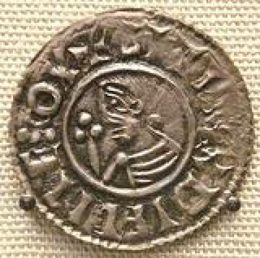 Coin of Sigtrygg (Sihtric) Silkbeard issued in Dublin