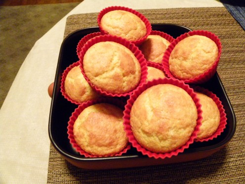 Corn muffins or rice are a nice accompaniment to Brunswick Stew