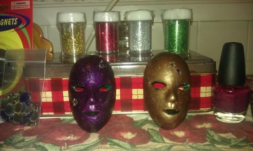 Bonny's mini masks