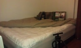 My airbed