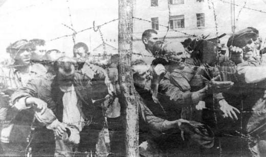 Big Minsk ghetto, 1942