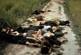 My Lai massacre, 1968, Vietnam