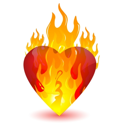 Look for heartburn triggers.