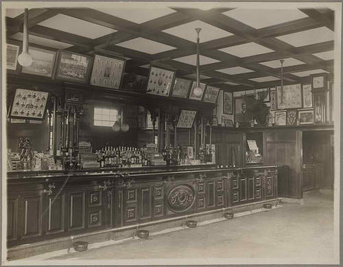 "McGreevy's Bar, 3rd Base, was the first documented American sports bar with the clever moniker, ""Your last stop before home."""