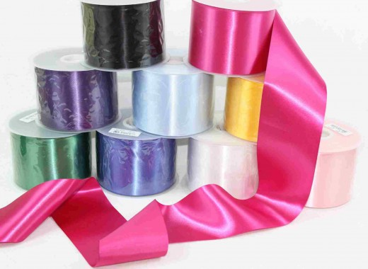 Ribbon is the best material to use for making a choker. Check out simplyribbons