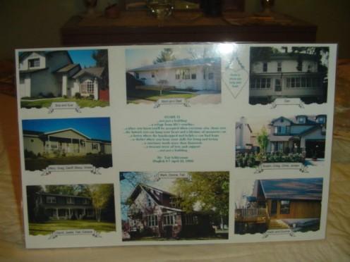 Family member homes