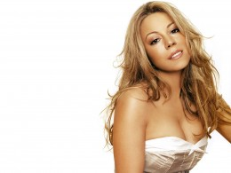 The beautiful Mariah Carey