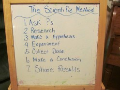 The Scientific Method:  An Experiment Based Approach to Teaching Kids the Steps of the Scientific Method