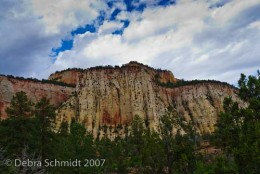 Southern Utah scene can be printed on glossy, matte or art paper on a photo printer.