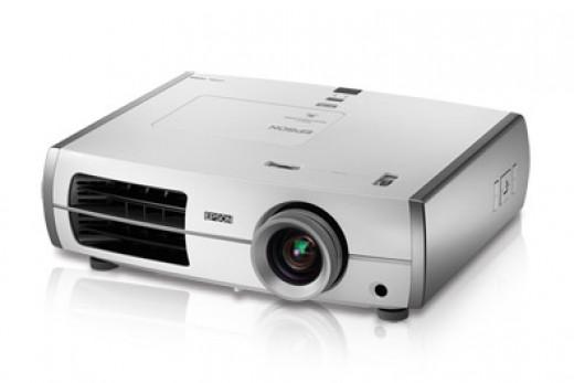 Epson PowerLite Home Cinema 8350 Projector | image credit: Epson