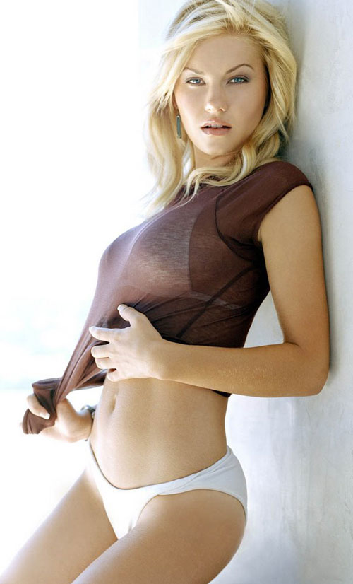 Why Not Post Your Comments About Elisha Cuthbert below. Let us know what you think
