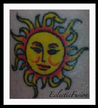 My tattoo!