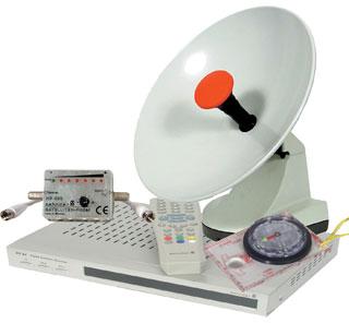 Multimo Satellite Kit