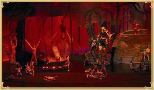 Act  2 - Punishment in Hell