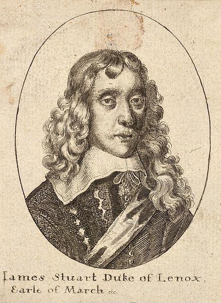 Duke of Lennox