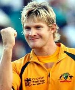 Shane Watson's innings proved futile for  his side.