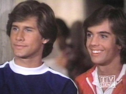 Parker Stevenson and Shaun Cassidy: The Hardy Boys.