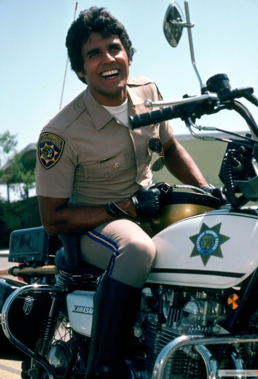 Ponch got all the ladies!