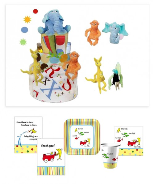 Dr. Seuss Baby Shower Decorations and Supplies