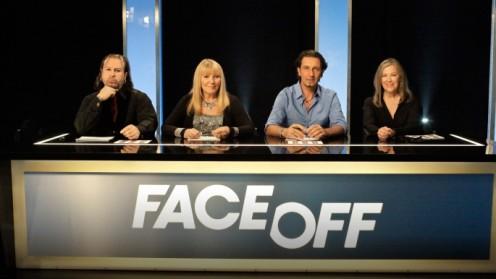 Glen, Ve, Patrick and Catherine O'Hara