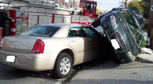 Accidents come with shock, trauma, and or injuries