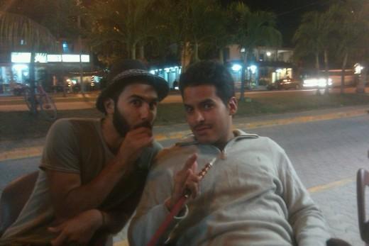 Pato and Poncho