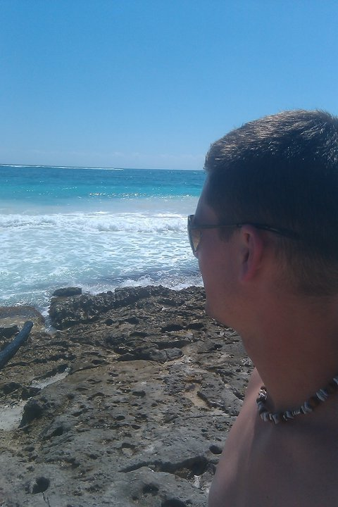 The Youngish Man and the Sea