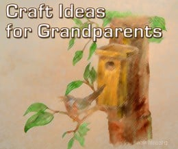 Craft Ideas Grandparents on Craft Ideas For Grandparents
