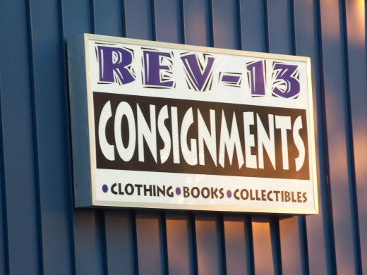 REV-13 Consignments