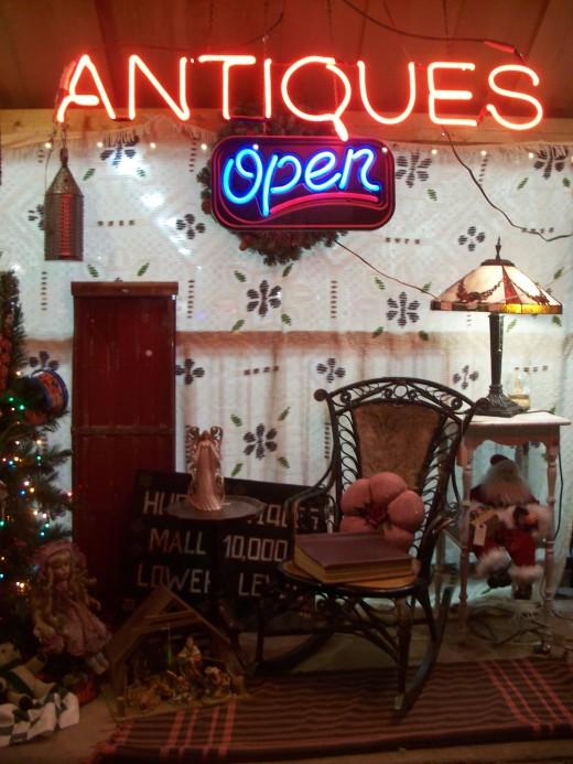 Antique Consignment Store