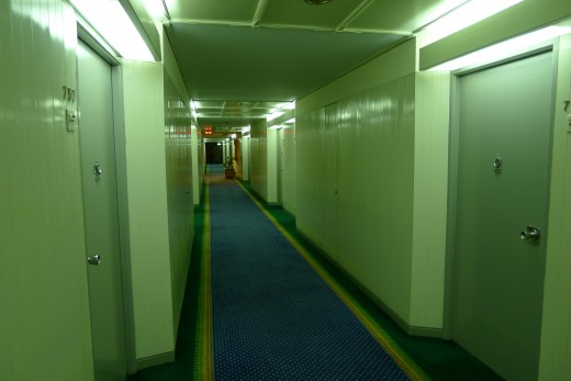 Doesn't that look like the hallway of a cruise ship?
