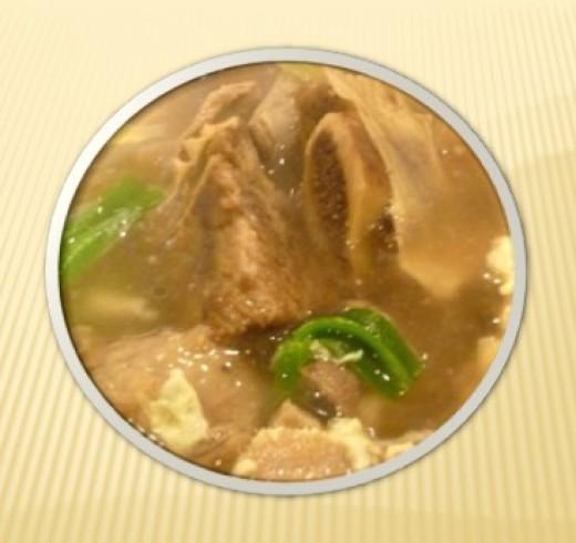 KALBITANG (Rib Beef Soup)