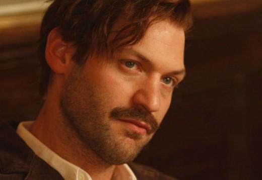 Corey Stoll as Hemingway