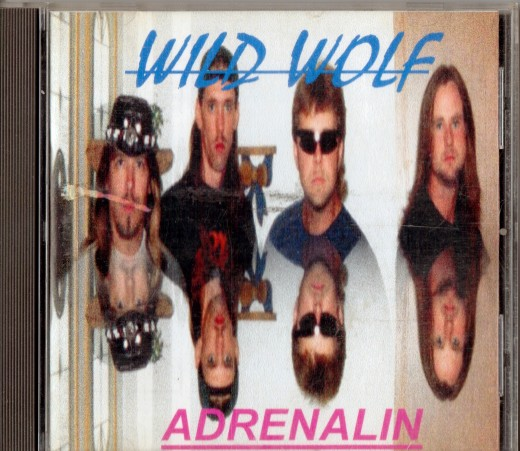 Wild Wolf CD Cover