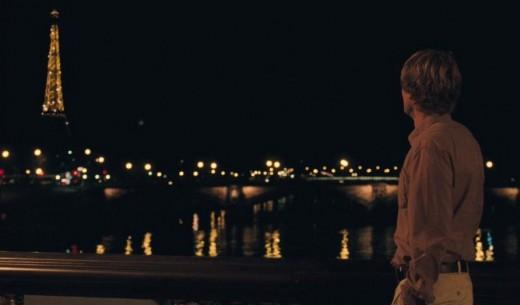Owen Wilson Taking in the Scenery