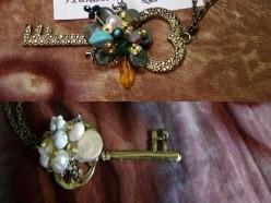 Jewelry design: wire-work techniques