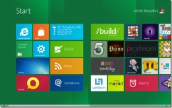 What are the features, specialities and changes in Windows 8 operating system