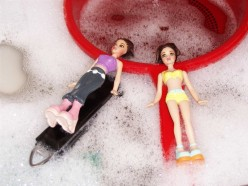 Miniature Dolls and Toys: Little People Photography