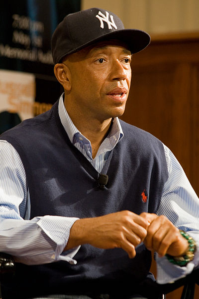 Hip-Hop Icon and Businessman, Russell Simmons