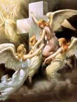 Angels will take care of all sort of souls