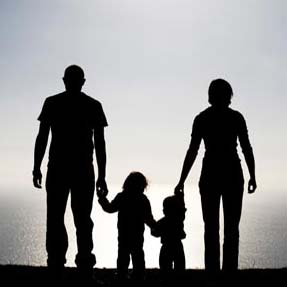 It doesn't matter if your a single parent or two parent family its about love.