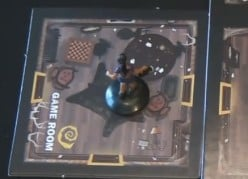 Discovery a new room in Betrayal at House on Haunted Hill
