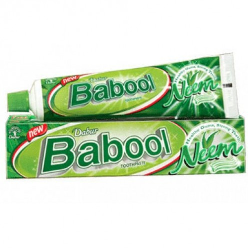 Toothpaste Containing Neem extract