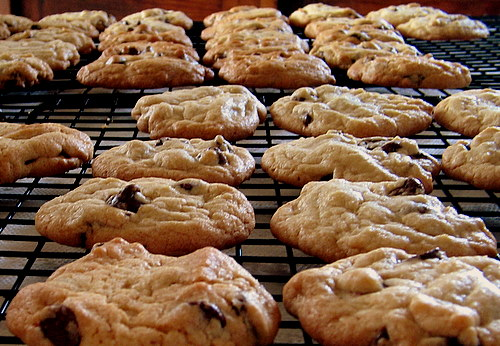 Ultimate Chocolate Chip Cookies- Similar to the recipe