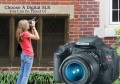 Top Ten Digital SLR Cameras in 2013 - By Popularity