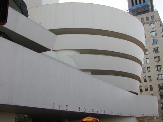 The Guggenheim Museum     © Eric Heifetz