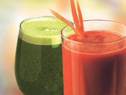 Juicing is one way to incorporate more live enzymes in your diet.
