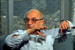 R.I.P. Milton Friedman