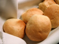 How To Make Soft Dinner Rolls, Or Bread at Home