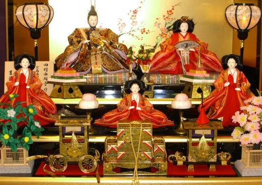 Japanese Doll Festival, Girls' Day.